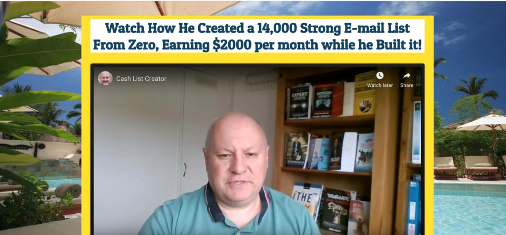 Cash List Creator Review