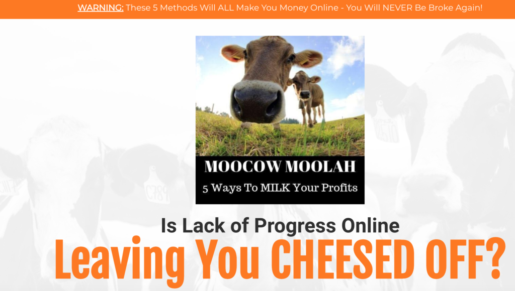 Moocow Moolah Review