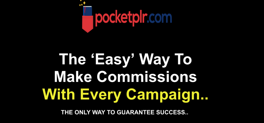 Pocket PLR Review