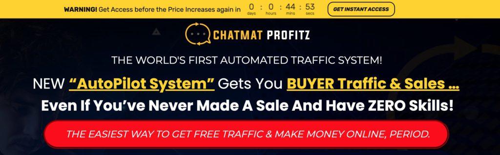 Chatmat Profitz Review