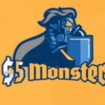 $5 Monster
