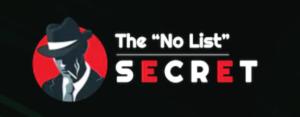 The No List Secrets